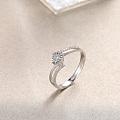 款式推荐,该款式适合中小钻石,效果很好,精致质感!