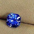 刚刚逛淘宝翻到一颗蓝宝石有点心动啊