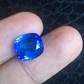 一颗来自马达加斯加Bemainty矿的石头