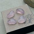随闲居 粉晶紫晶宝宝锁 圆球 南红小翅膀 盐源小件等