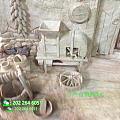 在木头上打造一个简单却充满回忆的《家》