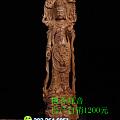 中国人的一天:他用手雕刻美丽,自在观音