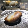 【籽玉河】新疆青花籽料天地皮皮色很漂亮350