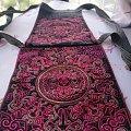 新收的老绣背带