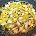 天太热,懒得动,一碗葱油拌面搞定…