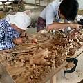 传统木雕工艺