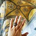 寻找这枚戒指的根~千年圣索菲亚大教堂