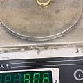 大家的泥鳅背戒指都是多少克呢?