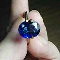 可否替代之三~蓝宝?一颗放弃后略想念的蓝晶石