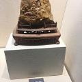 省地质博物馆的寿山石和田黄还有西瓜碧玺