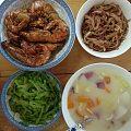 8-13 今天的午饭和晚饭