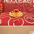pb红心皇冠戒指可以改圈号吗?