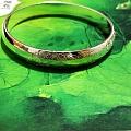 银镯子之风中的承诺(一个关于泥鳅背牡丹小花银镯的四不像图文帖)