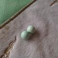 闲置一些原矿绿松配珠 数量不多 喜欢来挑