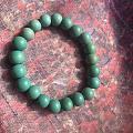 高瓷蓝绿松石