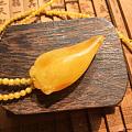 【福椒】天然老料鸡油黄波罗的海蜜蜡福椒 料子超漂亮 超值推荐