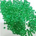 【裕发首饰】vivid green冰种帝王绿祖母绿镶嵌戒指吊坠耳钉定制