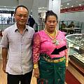 老挝富婆出动