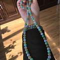 🌞艳阳天晒晒今天戴的珠珠串串❤️