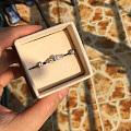 哈哈 又做了一套戒指耳钉 谢谢妹子们的喜爱和支持