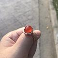 保山 冰红 戒指