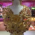 北京国际珠宝展的一些金饰
