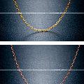 哪一款项链好看结实?