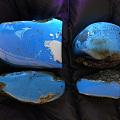 多米尼加蓝珀半裸石