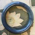 【环佩珊珊】特价包邮,新疆和田青花籽料手镯,聚墨青花籽镯,57圆条