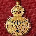 老铺黄金,最好的金工,收藏级的金饰,我很喜欢