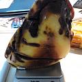 一公斤多的鸡油黄蜜蜡随形料