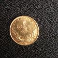 新入奥斯曼帝国金币一枚。