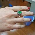 给妈妈的过年礼物,一红一绿,开心!