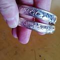 也是有珍镯的银嘞,不管会不会被喷来报道一下
