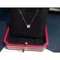 超模同款经典时尚泡泡钻石项链,1399一条团,小仙女潮搭