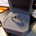 一枚侧面要比正面好看的戒指~