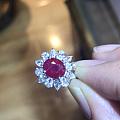 翻新重镶嵌红万博体育manbetx官网戒指和坠子,都有些年头了!今天又给自己找了个小貔貅!