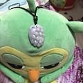 紫翡葡萄,有鉴定证书,1200元