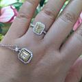 关于黄钻,大神帮忙看看,这一套大致什么价格,谢谢