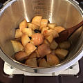 自制甜品-肉桂苹果