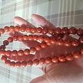 漂亮南红项链和镯子