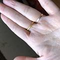 金箍棒足金戒指