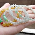 珠珠控看过来,低转4条翡翠珠链