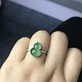 看看我新入的小葫芦戒指怎么样