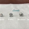 直观对比钻石的荧光等级+分享一个选货神器(用途不仅限于挑选钻石哦!)