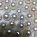 珍珠欣赏。