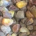 矿区直供琥珀蜜蜡原石批发公斤起