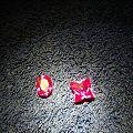 絕地武士 尖晶石 橢圓 4.5ct , 正方 9.0ct.具有斥磁性!!!