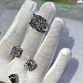钻石戒指,钻石耳钉,钻石项链