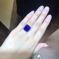 一塔方糖🍬~18.21克拉,斯里兰卡产地,皇家蓝宝石,喜欢的来. 注意:有热.